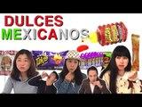 Coreanos Probando Dulces Mexicanos | Mexican Candy Challenge [ESP & KOR SUB]