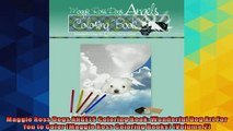 READ book  Maggie Ross Dogs ANGELS Coloring Book Wonderful Dog Art For You to Color Maggie Ross READ ONLINE
