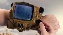 Une réplique fonctionnelle de pip-boy de Fallout voit enfin le jour