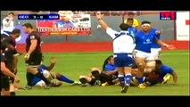 Match nul entre les Samoa et la Géorgie