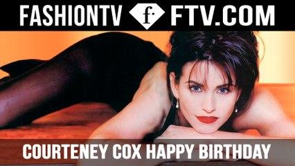 Courteney Cox Happy Birthday   FTV.com