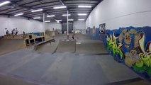 Jordan Beverly Jump Street Skatepark Edit 5/19/14