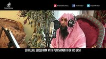 Amazing Recitation Surah An-Nazi'at by Qari Sohaib Ahmed Meer Muhammadi