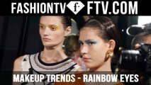 Makeup Trends Spring/Summer 2016 Rainbow Eyes | FTV.com