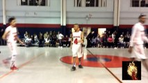 Julian Newman Youngest Player to Score 1000 Points in HS