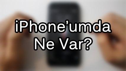 Telefonumda Ne Var?