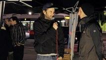 28. Friedensmahnwache Wien: Ali zum Thema Manipulation der Massen Teil 2