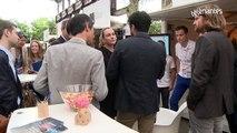 Nantes : Axelle Lemaire en visite au web2day