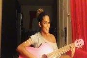 Lara Álvarez sorprende cantando 'Me matas'