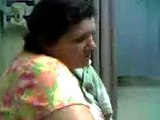 MY MOM DOES NOT WANT TO BE VIDEO TAPPED  04-22-06