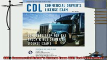 read here  CDL  Commercial Drivers License Exam CDL Test Preparation