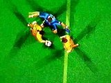 Image de 'superbe controle d'Ibrahimovic'