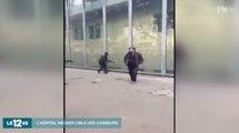 La vidéo du casseur de Necker. Zapping actu du 15/06/2016 par lezapping