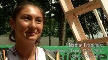 Championnats de France 2016, 14 ans : Namie François, la découverte