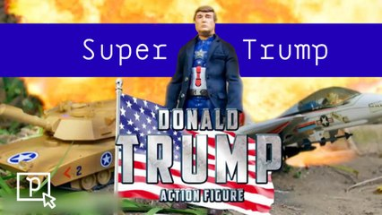 Super Trump - Pépites du 16/06 - CANAL+