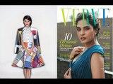 Jacqueline, Sonakshi & Richa Frace The Magazine Cover of January Issue !