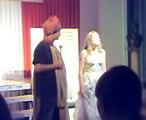 Przedstawienie na rozpoczęcie roku szkolnego 2010/11 XIV LO Staszica - fragment 2