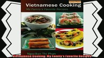 best book  Vietnamese Cooking My Familys Favorite Recipes