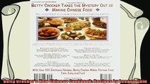 read here  Betty Crockers New Chinese Cookbook Recipes by Leeann Chin