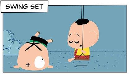 Swing Set (T03E02) | Mônica Toy