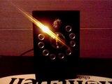 1 tube nixie clock