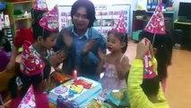 Chúc Mừng Sinh Nhật SUE 4 tuổi tưng bừng ở lớp con (27-10-1