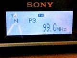 Sporadic E - 13.09.2012, 99,0 MHz NRK P3 - Bergen - 1464 km