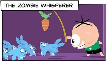 The Zombie Whisperer (T03E25) | Mônica toy