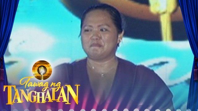 Tawag ng Tanghalan: Carolyn Joy Pascual wins the golden mic!