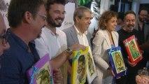 """Una pastelería de Barcelona hace una """"coca 26j"""" para cada candidato"""