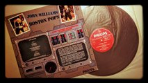 Boston Pops - Pops in Space - Side 1 (Vinyl)