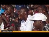 L'Oeil du Kpakpato I Humour à Gogo : Le foot dans les tribunes avec les supporteurs de l'Africa