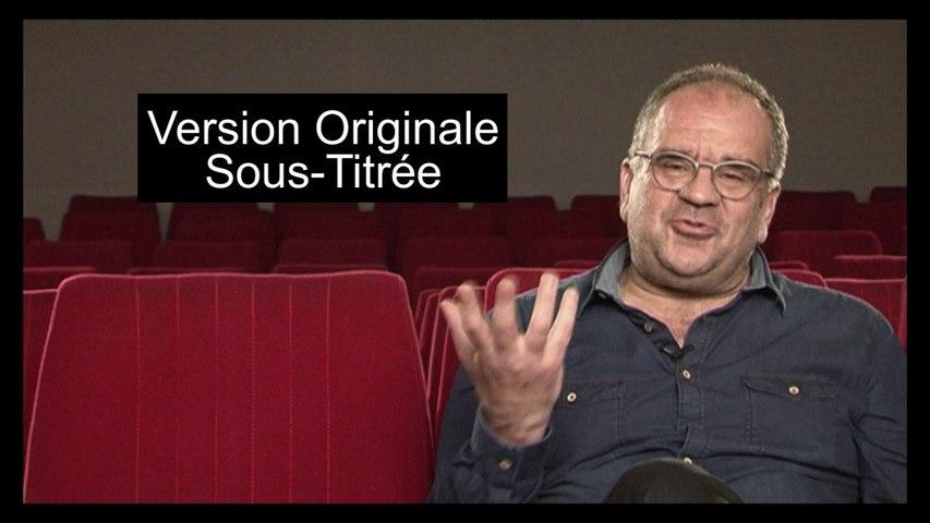 Laurent Delmas présente Cinéma en Version Originale Sous-Titrée