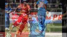 India Vs Zimbabwe 2016 - 3rd ODI Match Highlights Final HD Images - India Won by 10 Wickets
