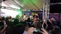 """Sweet Emotion"" - Steven Tyler and Joe Perry @ John Varvados Stuart House 3/10/13"