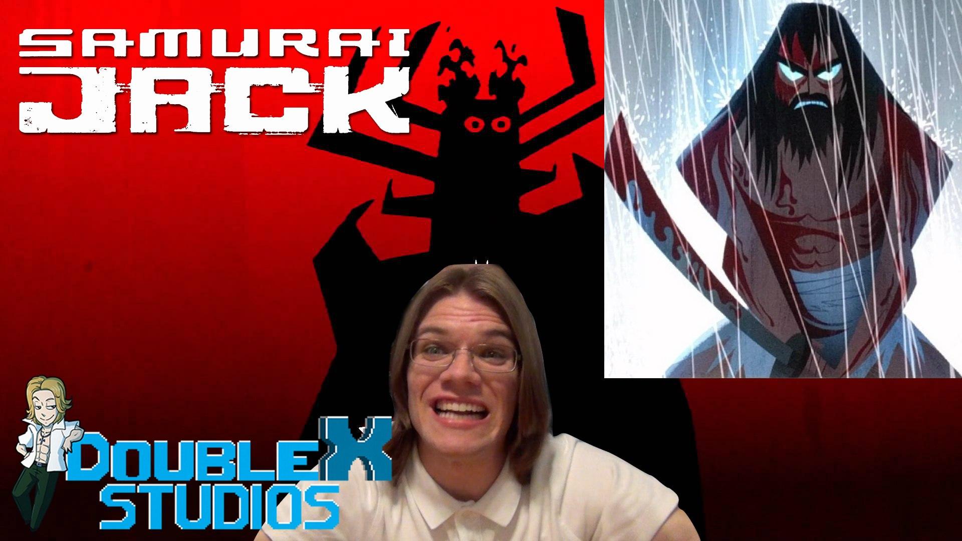 Samurai Jack 2016 UPDATE!