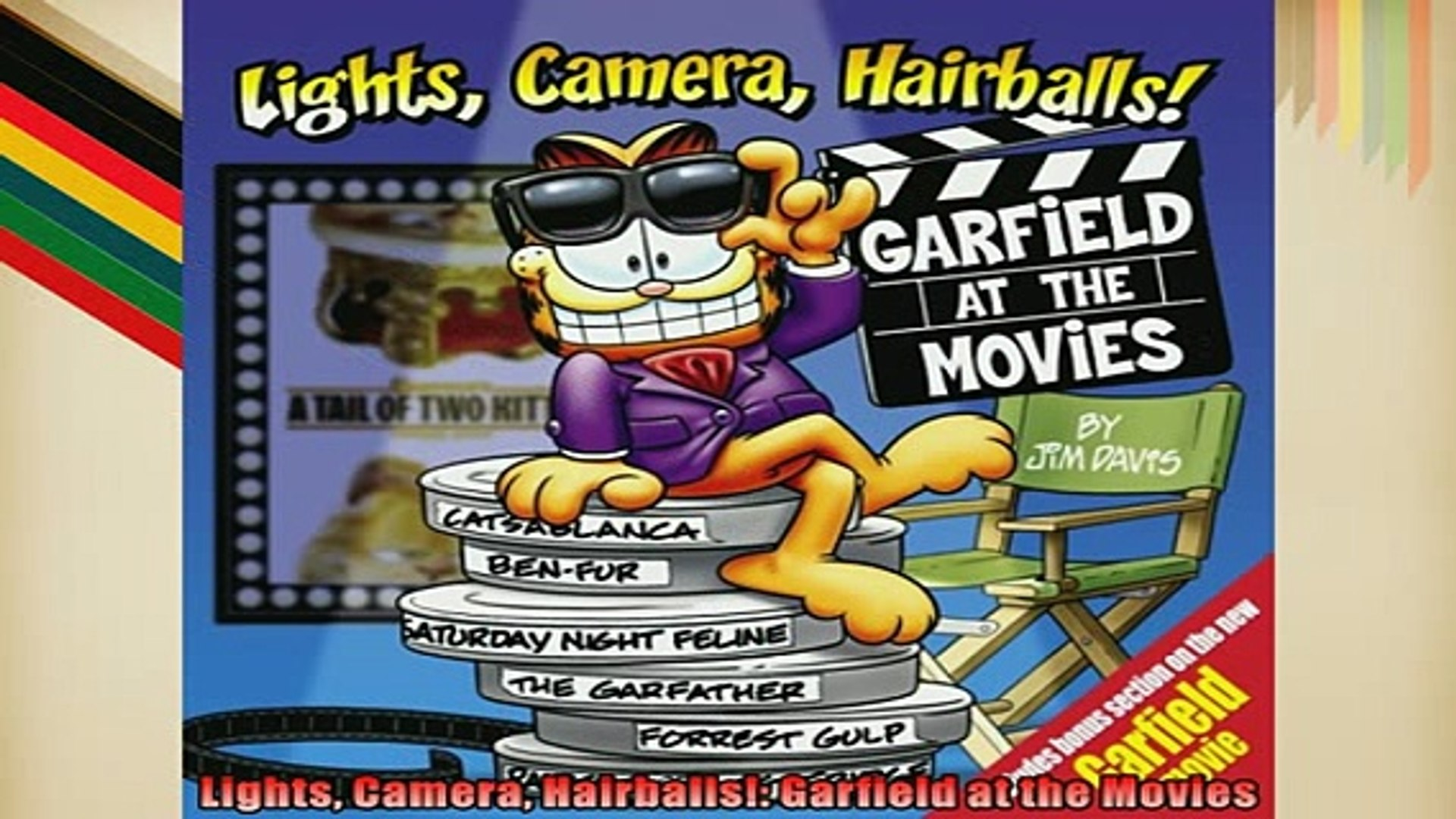 FREE DOWNLOAD  Lights Camera Hairballs Garfield at the Movies  DOWNLOAD ONLINE