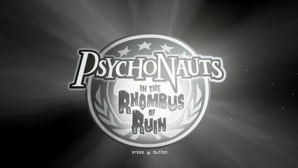 Psychonauts in the Rhombus of Ruin - Pre-Alpha Gameplay