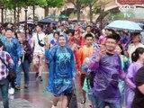 Mickey chez Marx et Confucius: le 1er Disneyland de Chine ouvre ses portes