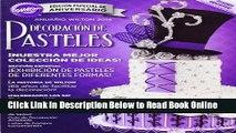 Download Decoracion de Pasteles (Spanish Edition)  Ebook Free