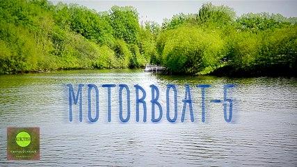 """Motorboat 5, Ultra Short Film (Сверх короткометражный фильм """"Моторка 5"""") [2016]"""