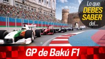 Claves del GP de Europa de F1 2016 en Bakú