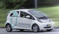 VÍDEO: nuTonomy, el taxi que compite con el coche autónomo de Google