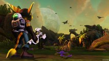 """Ratchet and Clank """"Size Matters"""" Soundtrack 15 Medical Outpost Omega - Surgical Facility"""