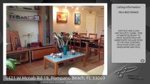 4421 W Mcnab Rd 19, Pompano Beach, FL 33069