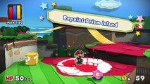 E3 2016 : Paper Mario Color Splash, trailer tout en couleur