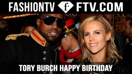 Tory Burch Happy Birthday !   FTV.com