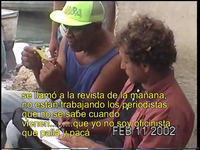 Amoníaco Puro (Documental sobre los pescadores en Cuba y la contaminación)