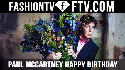 Paul McCartney Happy Birthday !   FTV.com