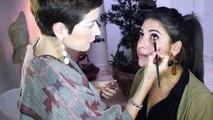 Tuto vidéo : le pas à pas d'un maquillage de soirée